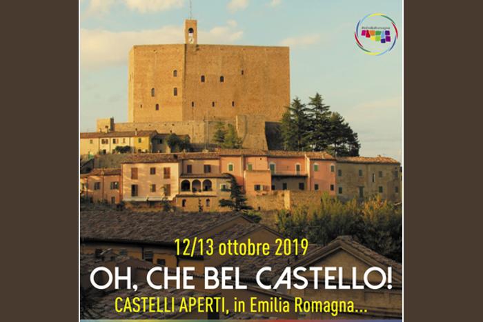 Oh che bel Castello 2019 - Castelli aperti in Emilia Romagna