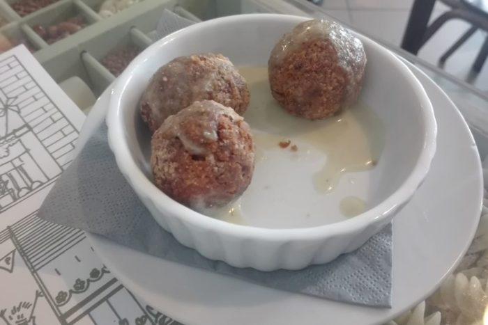 Polpettine di Lesso - Cucina del Condominio - Ravenna