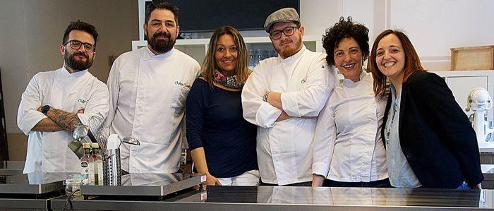 Staff Ramaiola - Scuola di cucina - Rimini