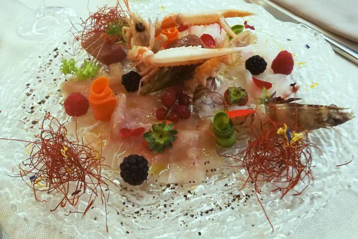 Crudità - Il Pesce Innamorato - Rimini