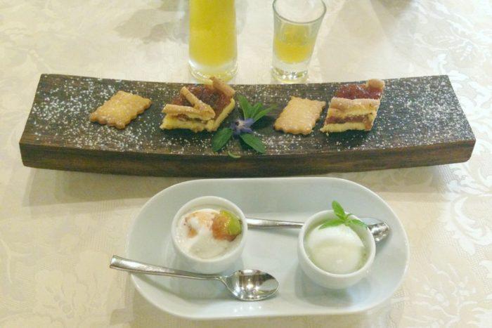 Dessert - Agriturimo I Muretti - Monte Colombo di Montescudo