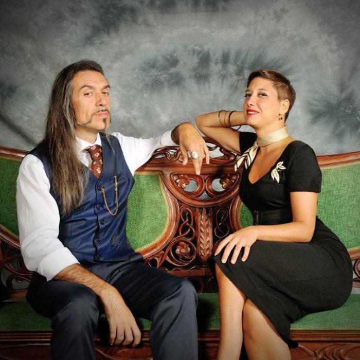 Max Montanari e Chiara Comandini