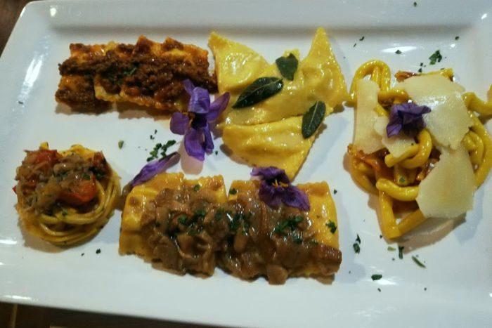 Primi piatti - Il Molinello - Bagnara di Romagna