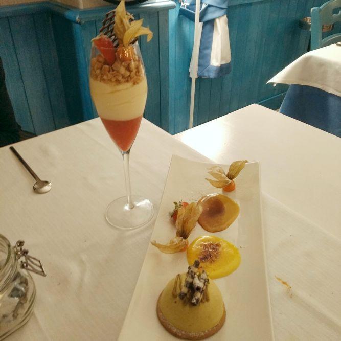 Semifreddo e cheesecake - Antica Trattoria Barslon - Bellaria