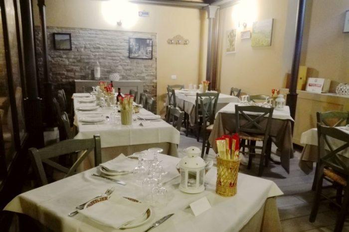 Trattoria Ristorante - Al Rustichello - Ravenna