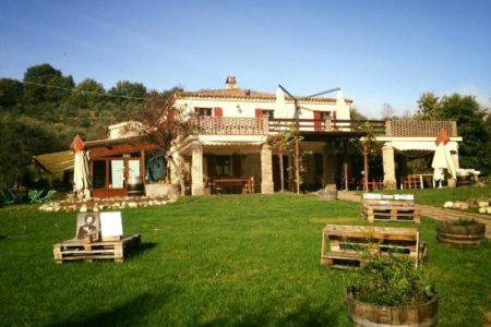 Agriturismo I Muretti Montecolombo Val Conca Rimini
