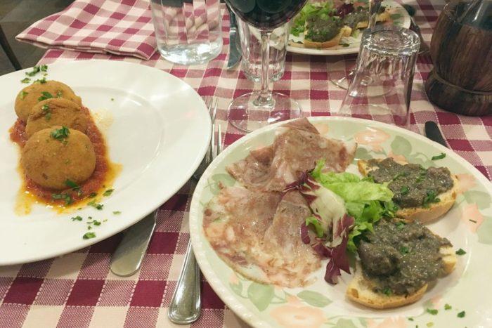 Antipasti - Osteria del Mercato - Forlì