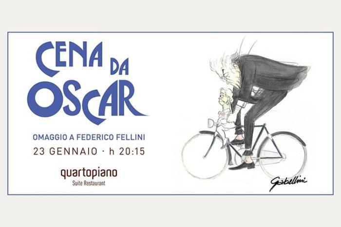 Cena da Oscar - Quartopiano di Rimini
