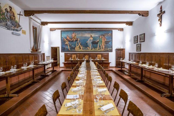 Convento Francescano Villa Verucchio - Cena Solidale della Brigata del Diavolo
