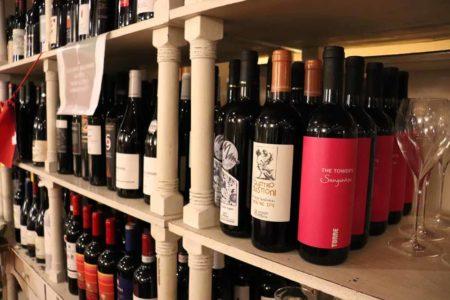 I Vini - La Chiacchera a Covignano di Rimini