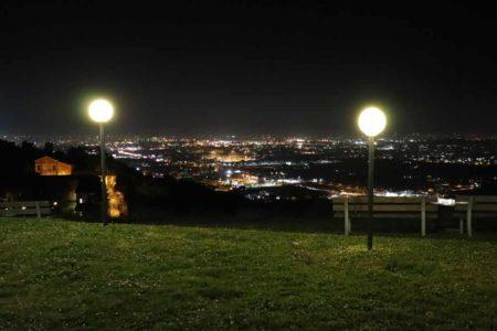 Vista Panoramica - La Chiacchera a Covignano di Rimini