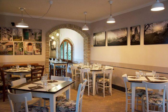 L'Osteria di Confine - San Giovanni in Galilea