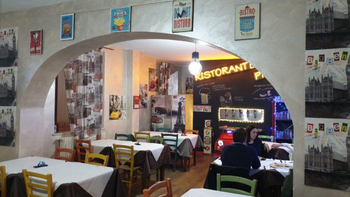 Bistrot 500 Cesena - Il Locale