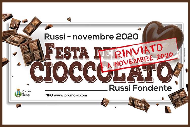 Festival del Cioccolato a Russi
