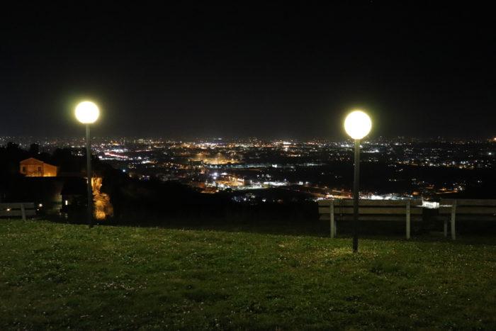 La Chiacchera a Covignano di Rimini - Vista panoramica