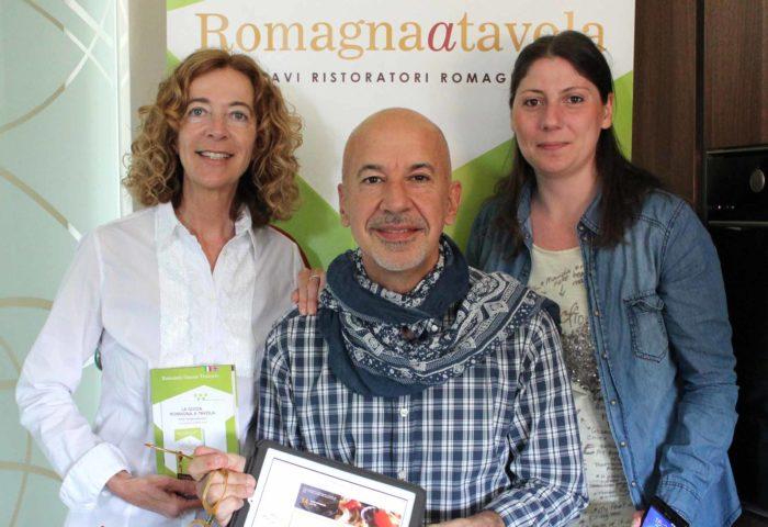 Romagna a Tavola - Claudia, Massimo e Cristina