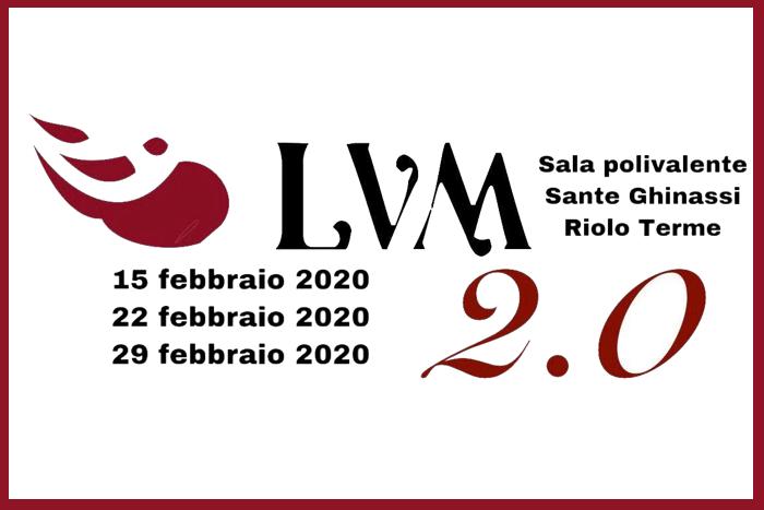 Lettura, vino e musica LVM 2.0 Riolo Terme