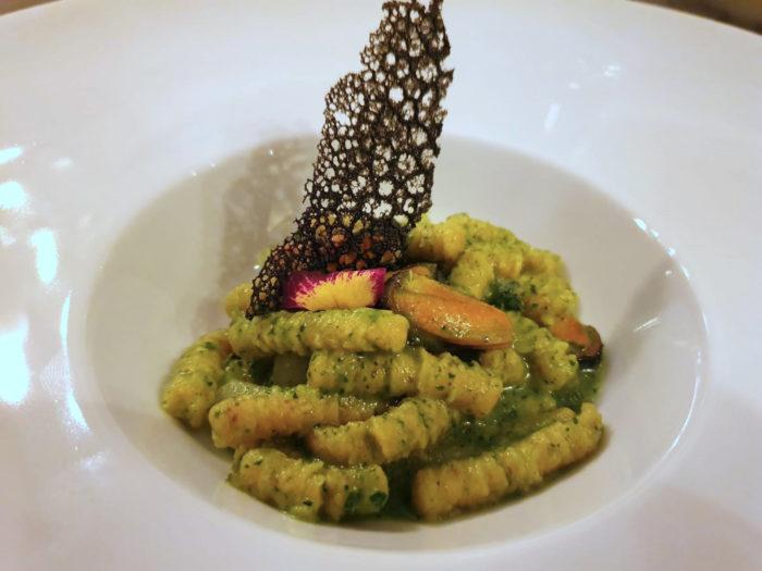 Pesto con pistacchi