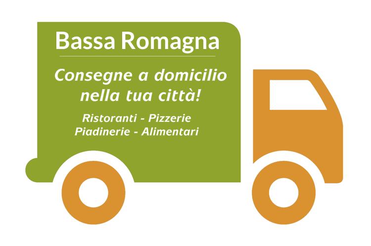 Consegna a domicilio Bassa Romagna