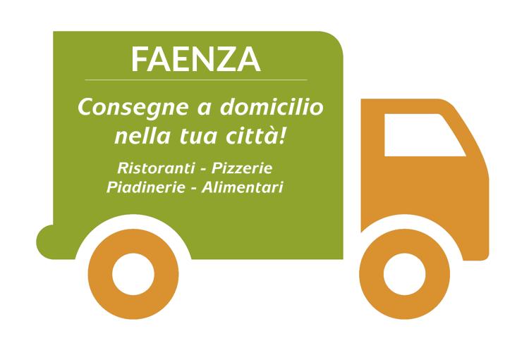 Consegna a domicilio Faenza