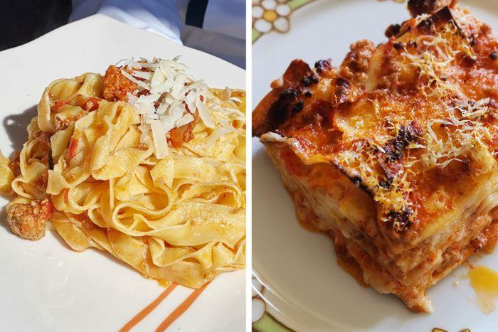 Ricetta tagliatelle e lasagne di Silver Succi