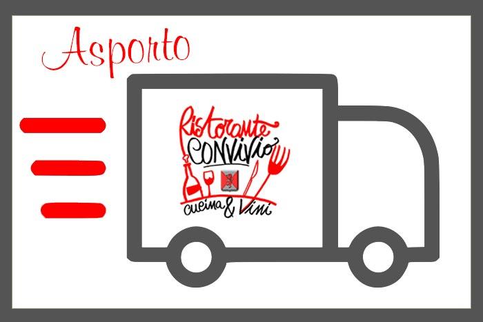 Asporto Ristorante Convivio Forlì