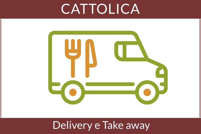 Consegna a domicilio e asporto - Cattolica