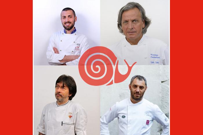 Cena condivisa a 4 mani - Slow Food Ravenna