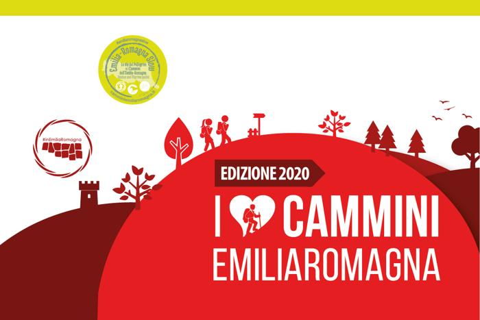I Love Cammini Emilia-Romagna 2020