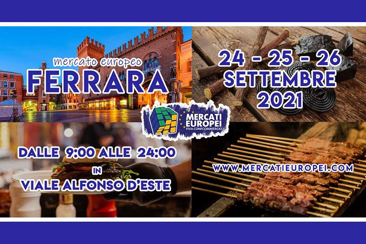 Mercato Europeo a Ferrara