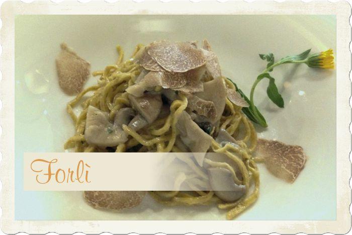 Eventi - Serate e Proposte dei ristoranti di Forlì e Circondario