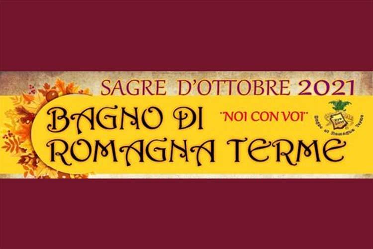 Sagre d'Ottobre a Bagno di Romagna