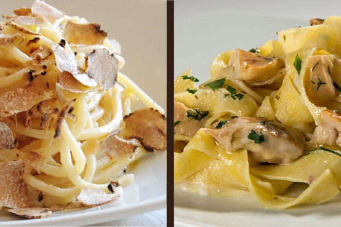 Dove mangiare Funghi e Tartufi in Romagna