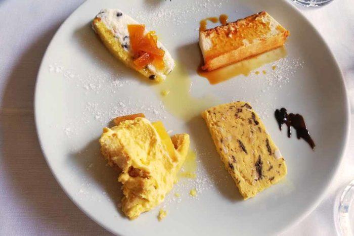 Ristorante La Scuderia a Dozza Imolese Dessert