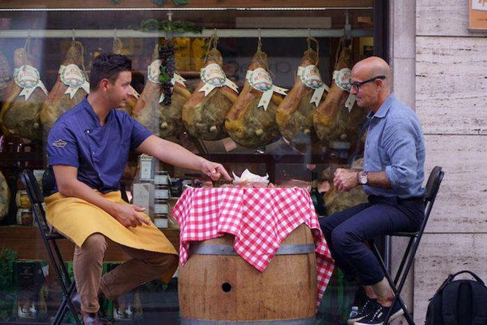 Emilia Romagna Food Valley - Stanley Tucci