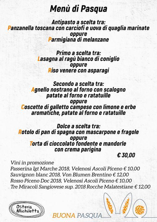 Osteria Michiletta - Cesena