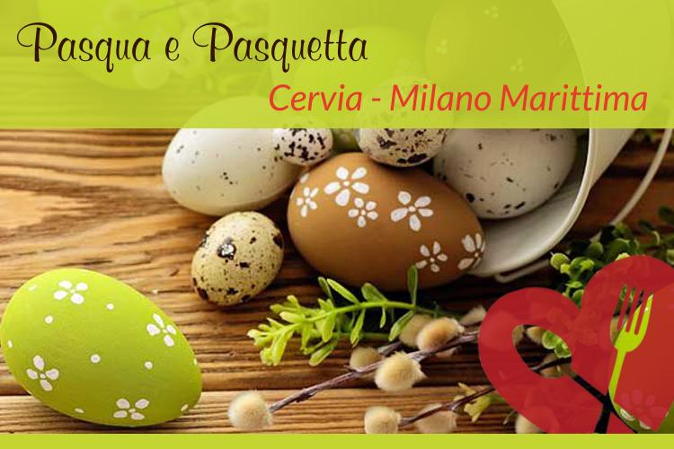 Pasqua e Pasquetta Cervia e Milano Marittima