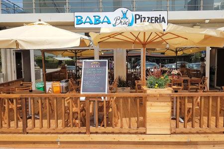 Bababeach Pizzeria a Ravenna