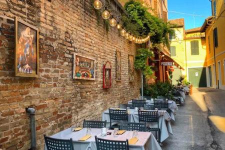 Babaleus Ristorante pizzeria a Ravenna