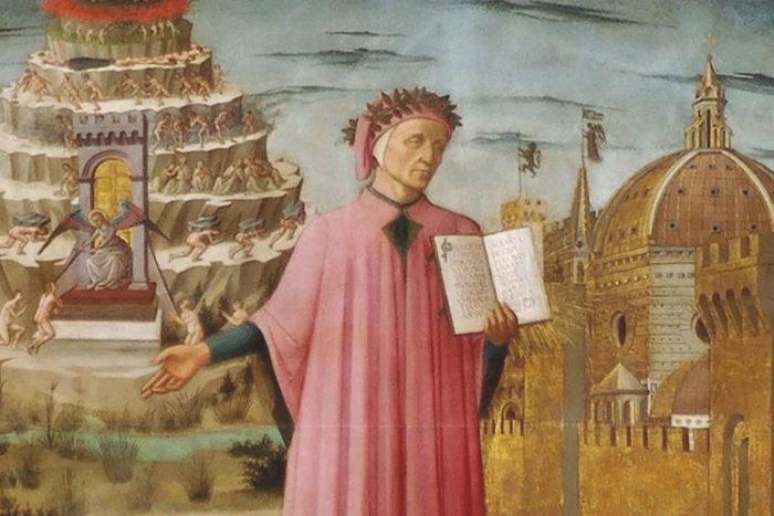 Quando Dante è diventato Dante a Bertinoro (FC)