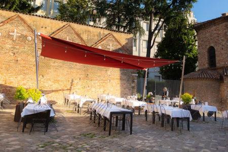 Ristorante Al Quarantacinque a Ravenna