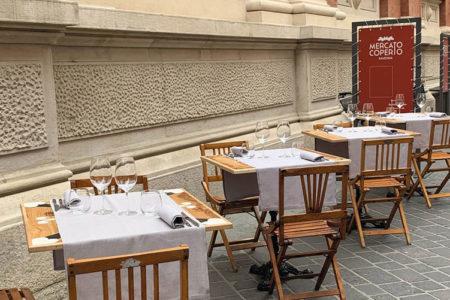 Ristorante Mercato Coperto a Ravenna