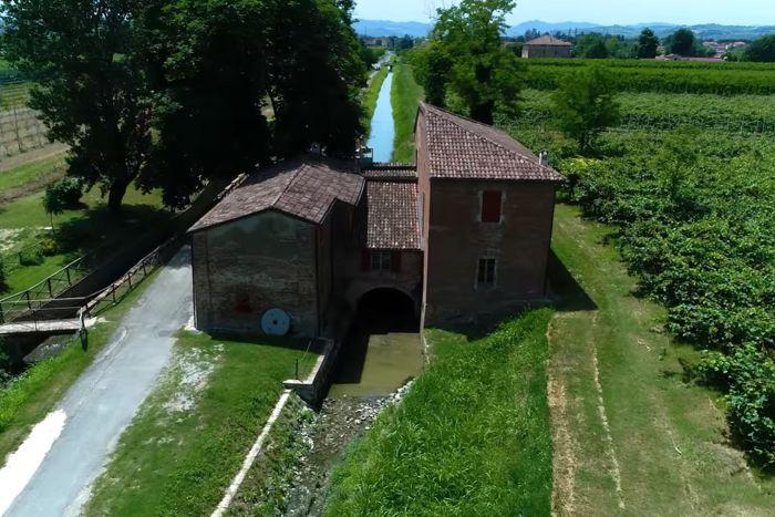Romagna a tu per tu - visita al Molino Scodellino