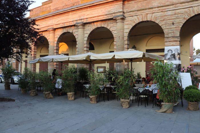 Ristorante Anna location Piazza Pompilio - Forlimpopoli