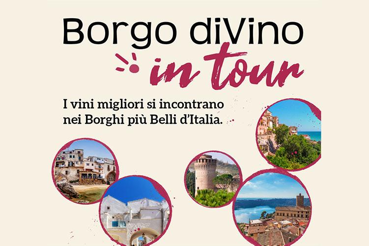 Borgo diVino in Tour 2021
