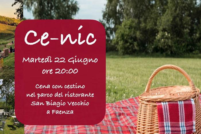 Ce-Nic cena picnic al Ristorante San Biagio Vecchio