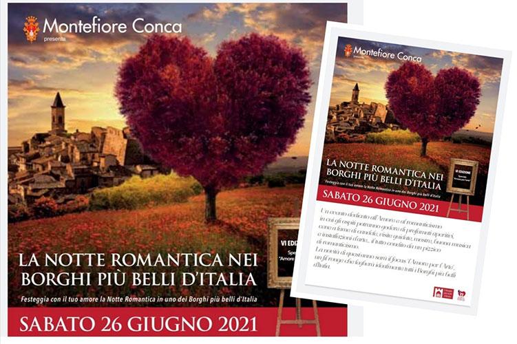 La Notte Romantica a Montefiore Conca