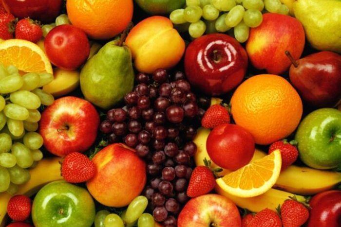 Frutta perfetta del supermercato