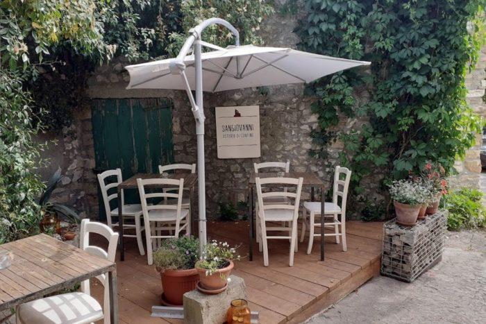 Osteria di Confine - San Giovanni in Galilea