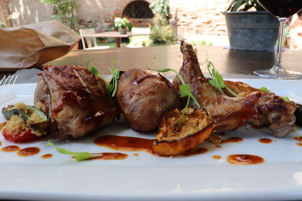 Da Mario - Santarcangelo - Coniglio in porchetta